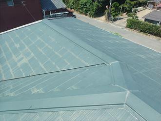 君津市 屋根の調査