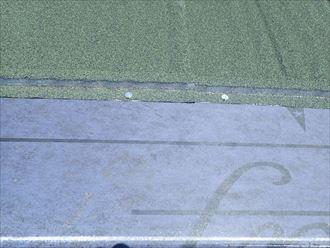 屋根材の固定