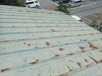 市原市 屋根の状況