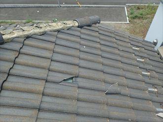 習志野市 屋根調査